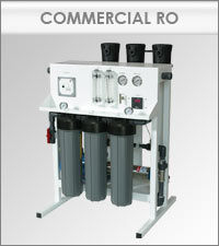 Linis commercial RO water systems