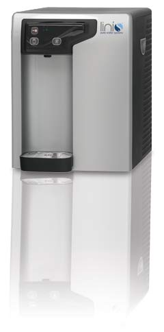 linis countertop water cooler